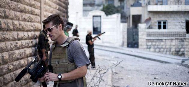 Suriye'de savaş gazetecileri de 'vurdu'