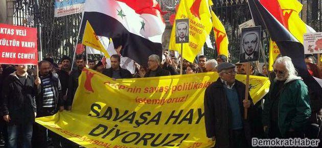 'AKP hükümeti katliamın ortağıdır'