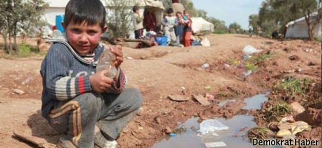 Suriye'deki hastalık Ortadoğu'yu tehdit ediyor
