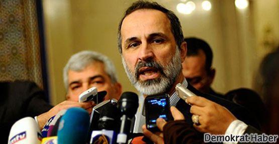 Suriye'deki muhalif koalisyonun başkanı Hatip istifa etti