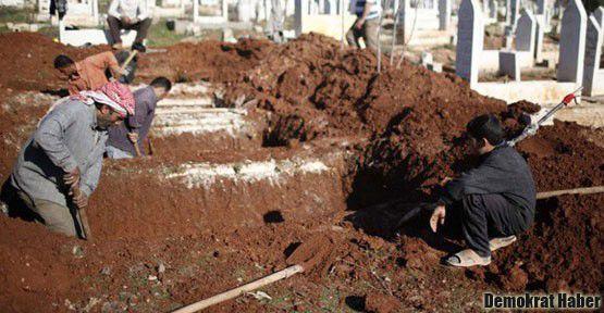 Suriye'li Hristiyanı, başını kesip köpeklere attılar!