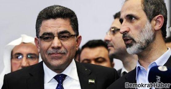 Suriyeli muhalifler kendi başbakanını seçti