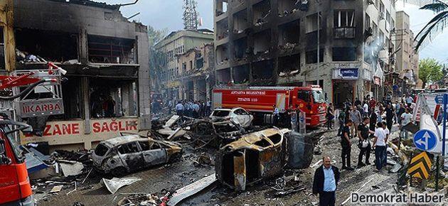 Suriyeli muhaliflerden Reyhanlı açıklaması