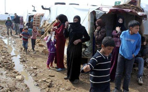 Suriyeli mülteci krizi büyüdükçe büyüyor