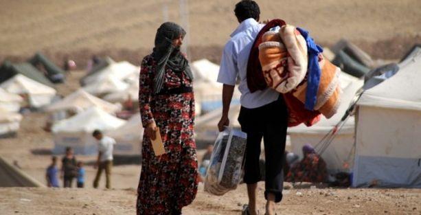 Af Örgütü'nün raporu: Suriye, son 20 yılın en büyük mülteci krizini yarattı
