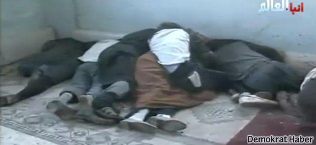 Suriye'nin Adra bölgesinde katliam haberleri