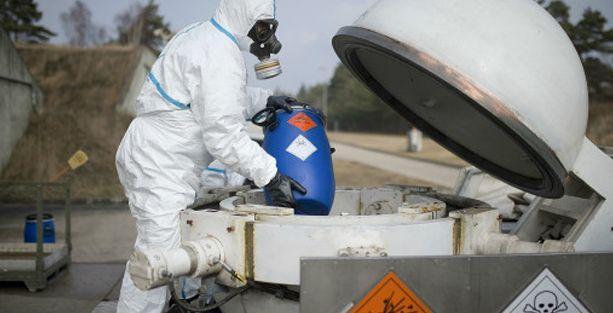 Suriye'nin kimyasal silah stoku kalmadı