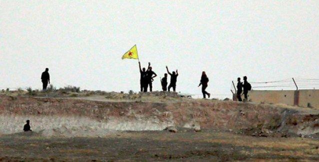 YPG güçlerinin ilerleyişi sürüyor