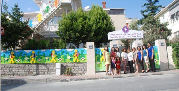 Süryaniler 86 yıl sonra ilk kez okul açıyor