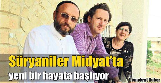 Süryaniler Midyat'ta yeni bir hayata başlıyor
