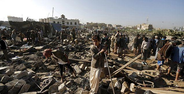 Suudi Arabistan güvenlik yetkilileri: Yemen'e kara operasyonu gerekebilir