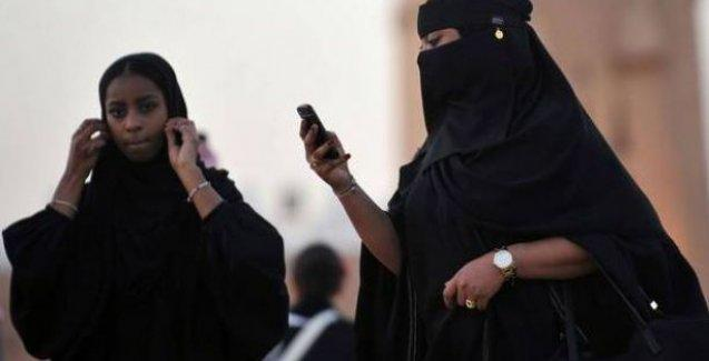 Suudi Arabistan'da 'Kadınları Twitter'da istemiyoruz' kampanyasına tepki