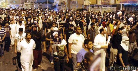 Suudi Arabistan'da Şii isyanı