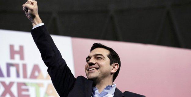 Syriza: HDP'nin büyük başarısını kutluyoruz