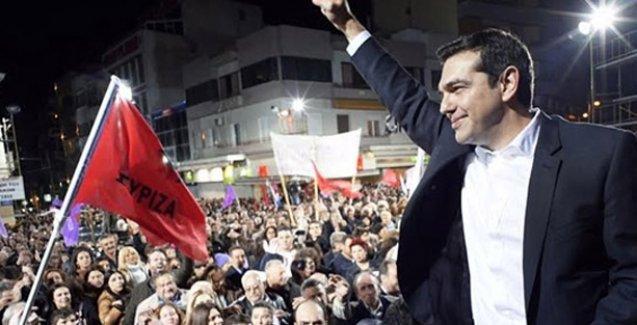 Yunanistan'da seçim anketlerinde Syriza açık ara önde