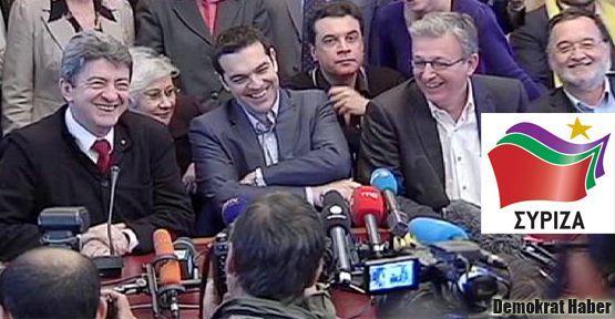 Syriza: Hollande sözünde durmazsa Hollandreou olur