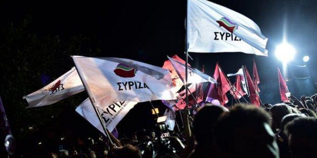'Syriza, Kobanê'nin kimliği ve statüsünü AB'ye taşıyacak'
