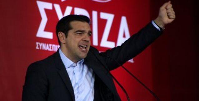 SYRİZA lideri: Pazar günü halkın tarihi bir zaferi olacak