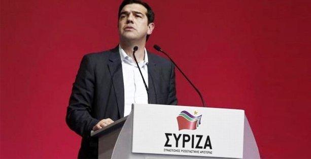 SYRIZA lideri Tsipras: Asgari ücret yeniden 750 euroya çıkarılacak
