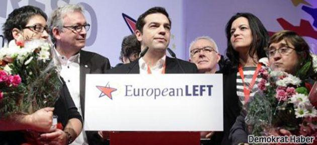 Syriza lideri Tsipras: Tek alternatif Avrupa soludur!