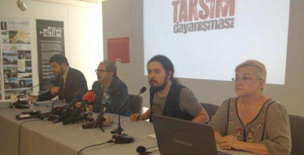 Taksim Dayanışması: 31 Mayıs'ta Taksim'deyiz