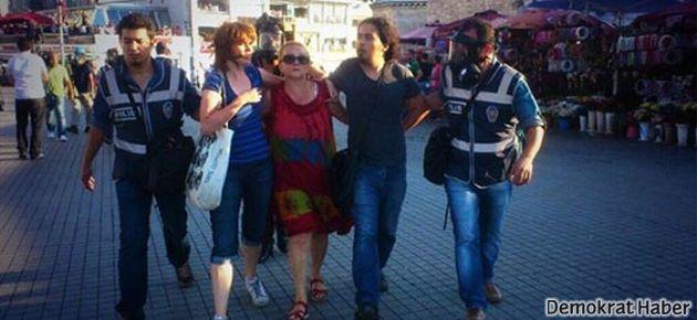 Taksim Dayanışması'na 'suç örgütü' suçlaması