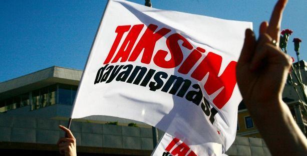 Taksim Dayanışmasına 'yıldönümü' soruşturması