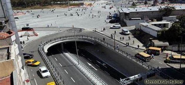 'Taksim Projesindeki hataların geri dönüşü yok'