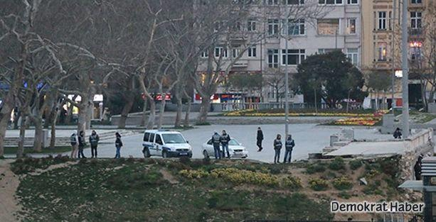 Taksim Yayalaştırma projesi iptal