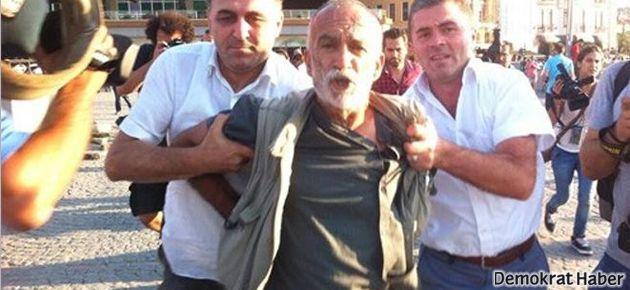 Taksim'de gözaltılara rağmen iftar