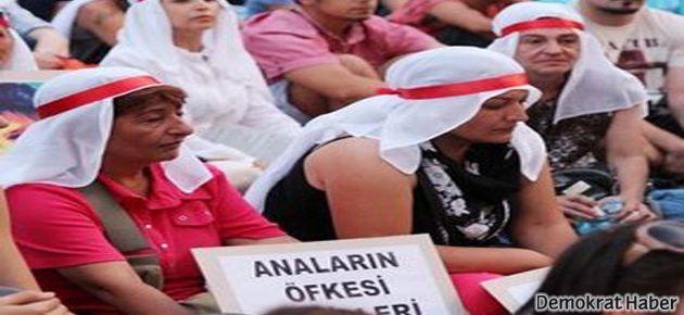 Taksim'de oturma eylemi