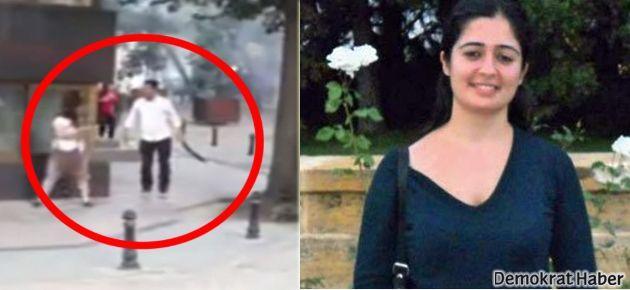 Taksim'de palalı adamın saldırdığı kadın konuştu