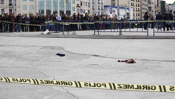 Taksim'deki saldırıyı DHKP-C üstlendi
