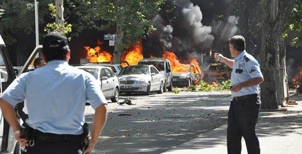 TAK'tan  metropollere saldırı açıklaması!