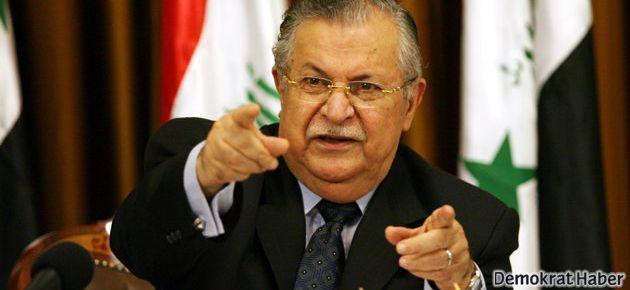 Talabani'nin yerine seçim istendi