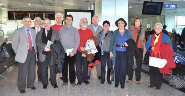 Talat Paşa Komitesi'ne Yunanistan şoku