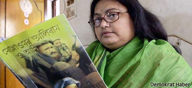 Taliban'ın hedefindeki yazar öldürüldü