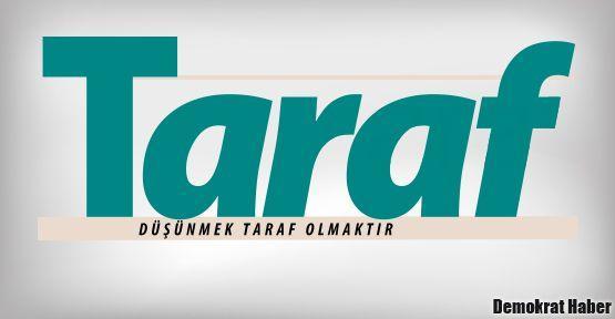 Taraf'ın yayın yönetmenliği için sürpriz