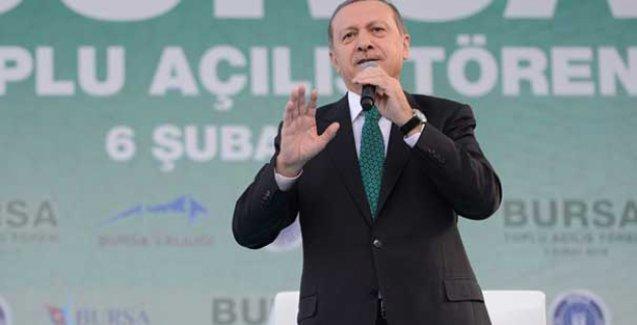 'Tarafsız Cumhurbaşkanı' Erdoğan AKP'ye 400 milletvekili istedi!