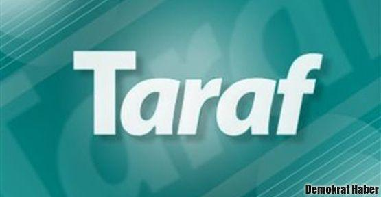 Taraf'tan suç duyurusu