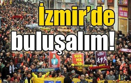 Taraftar İzmir'e bekliyor
