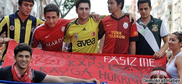 Taraftarlar: Küfretmeyelim, Erdoğan'dan farkımız kalmıyor