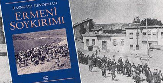 Tarihçi Raymond Kévorkian'ın Ermeni Soykırımı adlı kitabı Türkçe'de