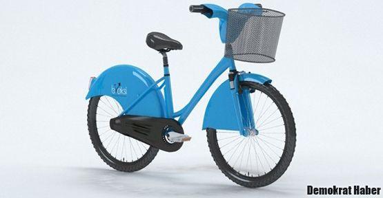 Tarihi Yarımada'da akıllı bisiklet dönemi