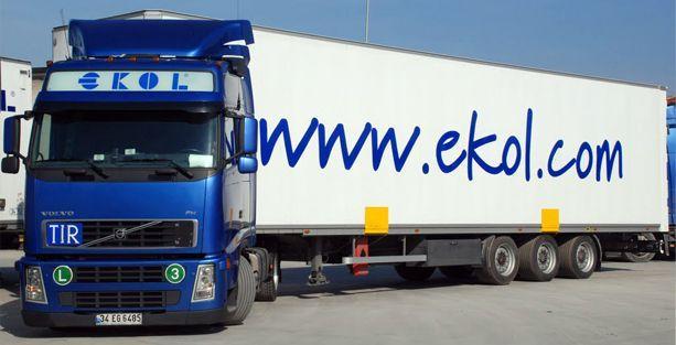 Taşımacılıkta son nokta ekol lojistik
