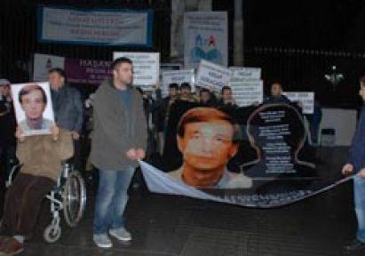 TAYAD: Ayhan'ın katilleri korunuyor