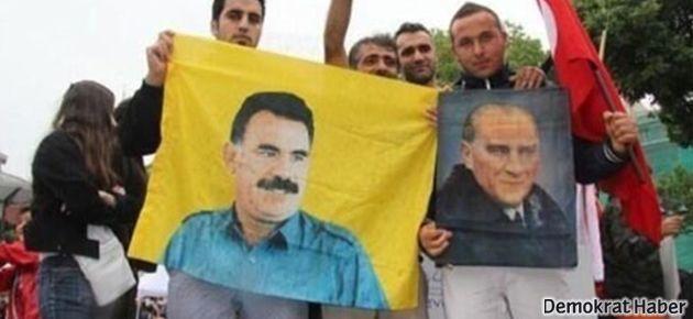 Atatürk'le Öcalan neden yan yana?