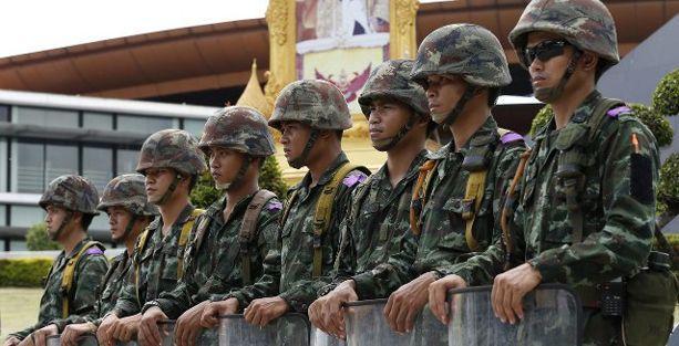 Tayland'da sosyal medya yasağı