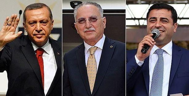Televizyon ve gazeteler Erdoğan'a çalışmış