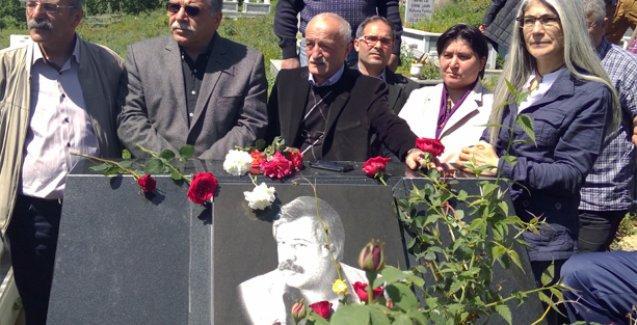 Terzi Fikri Fatsa'da mezarı başında anıldı